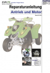 Reparaturanleitung RIS  KVN P3 4-Takt Antrieb und Motor